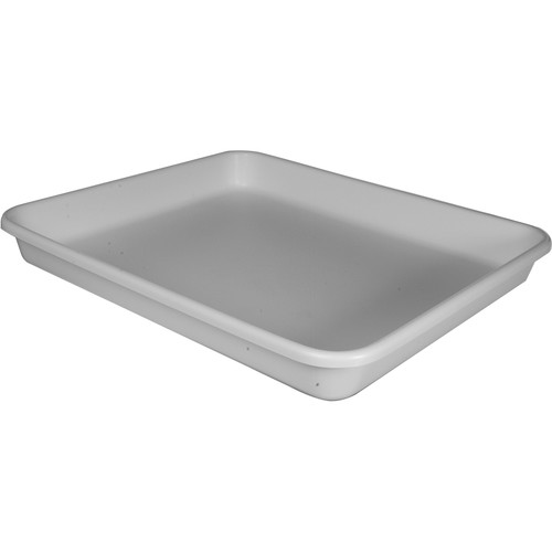 Cescolite Heavy-Weight Plastic Developing Tray (White) - 20x24""