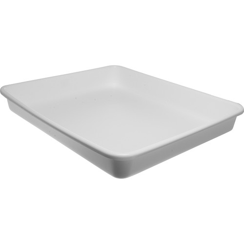 Cescolite Heavy-Weight Plastic Developing Tray (White) - 23x28""