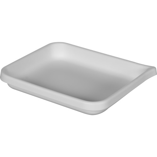Cescolite Heavy-Weight Plastic Developing Tray (White) - 8x10""