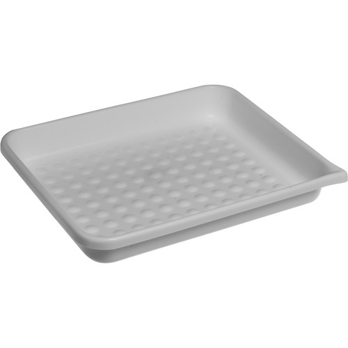 "Cescolite Dimple-Bottom Plastic Developing Tray (11 x 14"")"