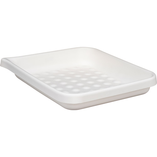 "Cescolite Dimple-Bottom Plastic Developing Tray (8 x 10"")"