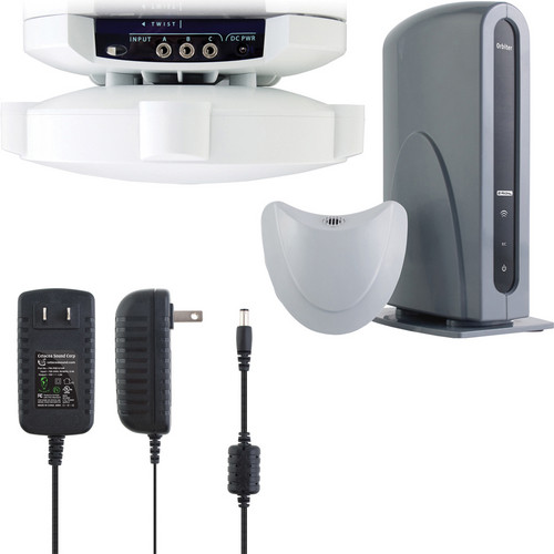 Cetacea Sound Astronaut XL Classroom Speaker System with Ceiling Mount, Desktop Power Supply, and 30' DC Extension Cord