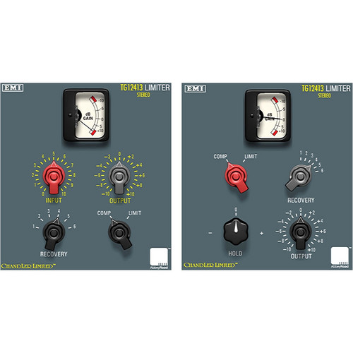 Chandler EMI TG12413 Limiter - Classic Limiter Plug-In (Native)