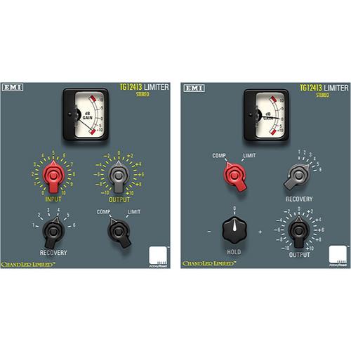 Chandler EMI TG12413 Limiter - Classic Limiter Plug-In (TDM)
