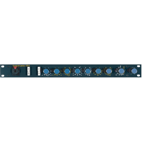 Chandler LTD-1 - Hand-Wired 10-Series EQ and Preamp