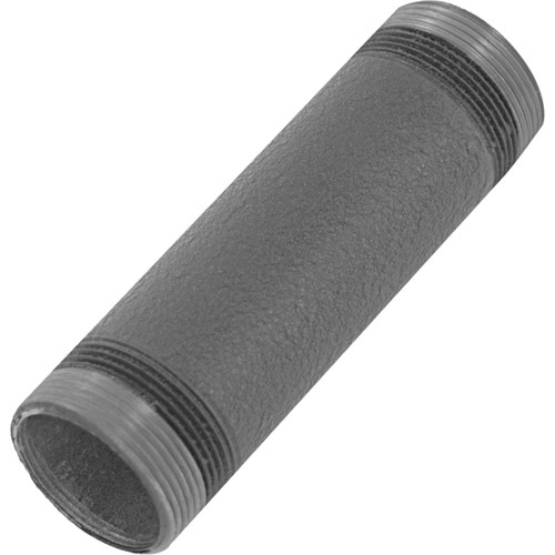 """Chief CMS-006 6"""" Speed-Connect Fixed Extension Column (Black)"""