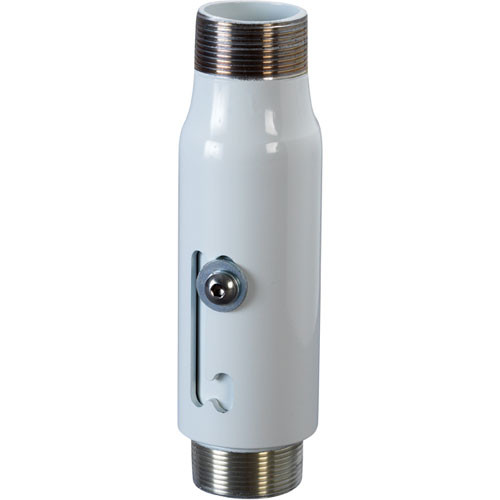 """Chief CMS-009012W 9-12"""" Speed-Connect Adjustable Extension Column (White)"""