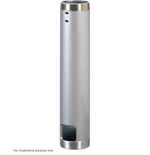 """Chief CMS-009S 9"""" Speed-Connect Fixed Extension Column (Silver)"""