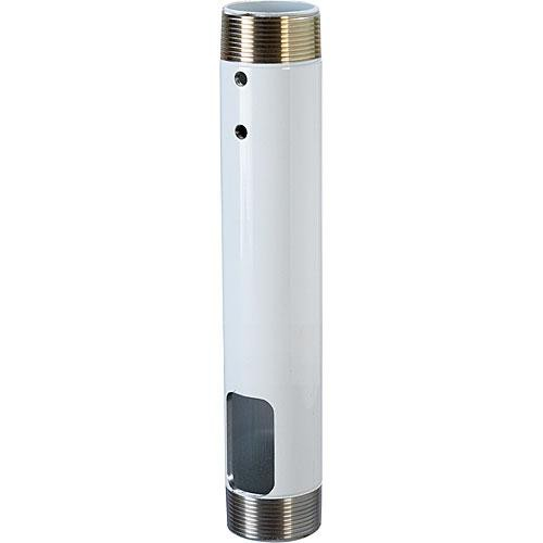 """Chief CMS-012S 12"""" Speed-Connect Fixed Extension Column (Silver)"""