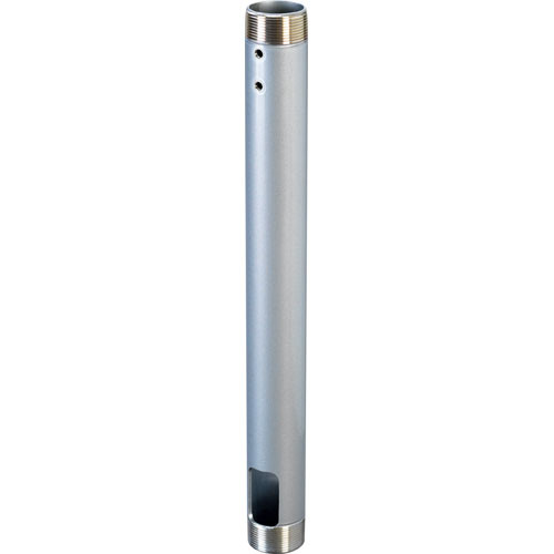 Chief CMS-018S 18-inch Speed-Connect Fixed Extension Column (Silver)