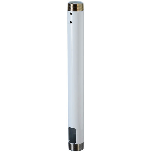 Chief CMS-018W 18-inch Speed-Connect Fixed Extension Column (White)