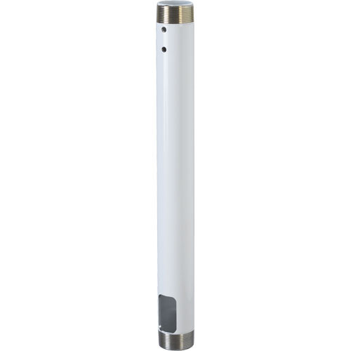 "Chief CMS-024W 24"" Speed-Connect Fixed Extension Column (White)"