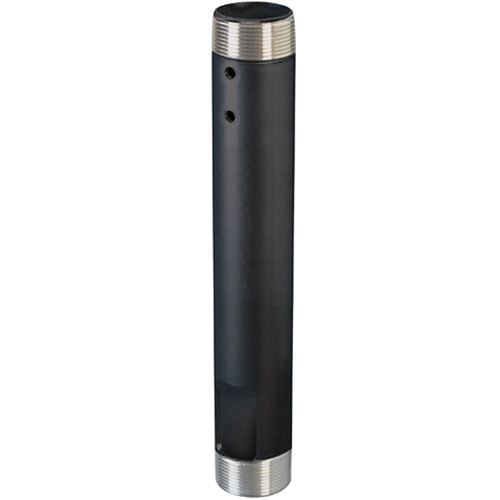 "Chief CMS-024 24"" Speed-Connect Fixed Extension Column (Black)"