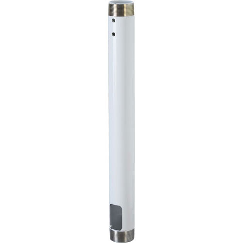 "Chief CMS-036W 36"" Speed-Connect Fixed Extension Column (White)"