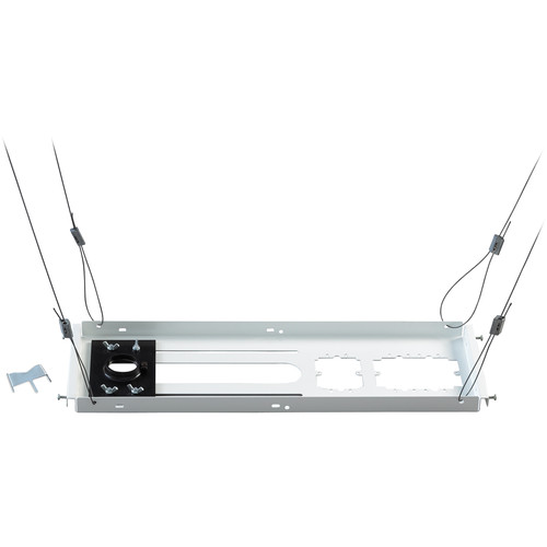Chief CMS440 Speed-Connect Lightweight Suspended Ceiling Kit (White)