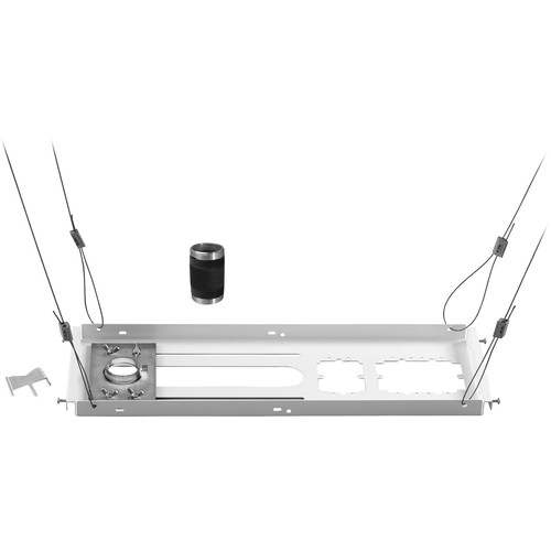 Chief CMS-443 Speed-Connect Suspended Ceiling Kit with Fixed Extension Column