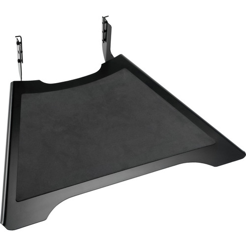 Chief FCA611B FUSION Small Height-Adjustable Accessory Shelf (Black)