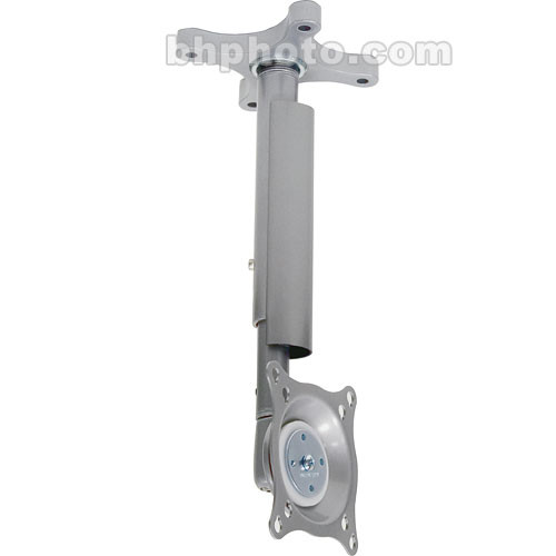 Chief FHP18110S Flat Panel Ceiling Mount Kit with Adjustable Column (Silver)