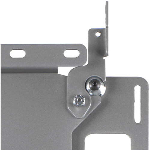 Chief FSA-1000 Lockable Latch (Silver)