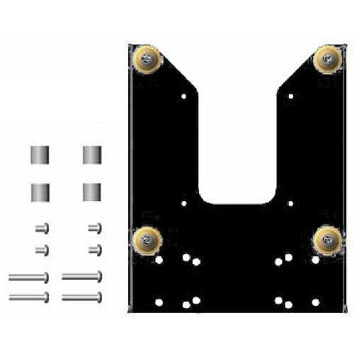 Chief FSB-4207B Custom Interface Bracket for Chief Small Flat Panel Mounts (Black)