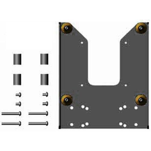Chief FSB-4210B Custom Interface Bracket for Chief Small Flat Panel Mounts (Black)