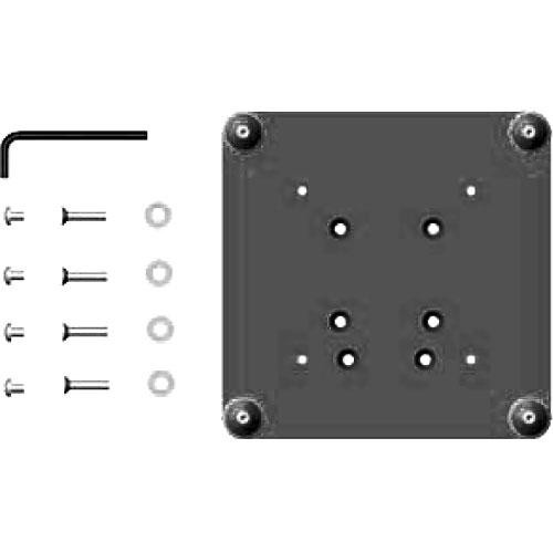 Chief FSB-4214B Custom Interface Bracket for Chief Small Flat Panel Mounts (Black)