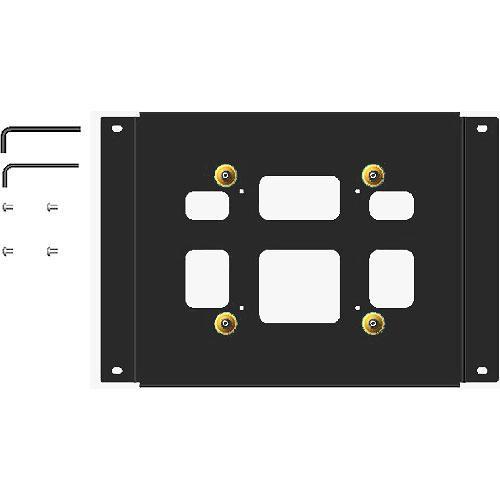 Chief FSB-4220B Custom Interface Bracket for Chief Small Flat Panel Mounts (Black)