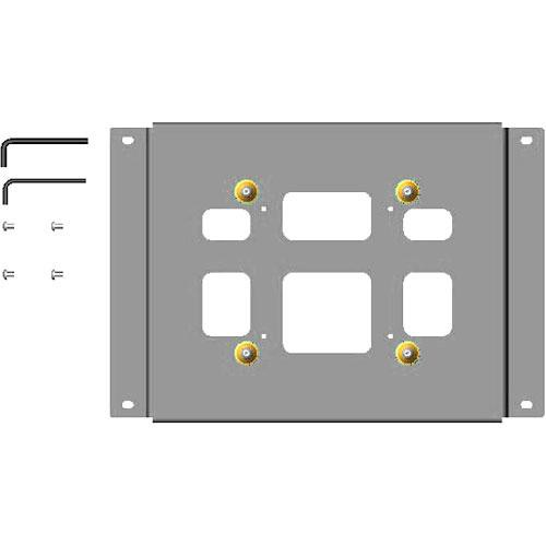 Chief FSB-4220S Custom Interface Bracket for Chief Small Flat Panel Mounts (Silver)