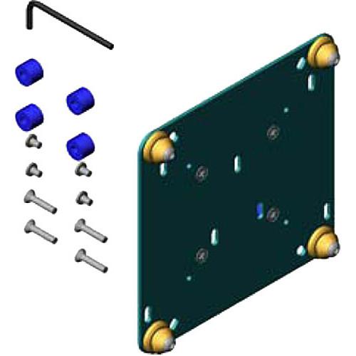 Chief FSB-4222B Custom Interface Bracket for Chief Small Flat Panel Mounts (Black)