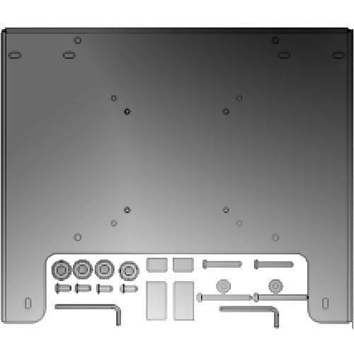 Chief FSB-4227B Custom Interface Bracket for Chief Small Flat Panel Mounts (Black)