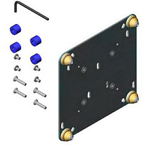 Chief FSB-4243B Custom Interface Bracket for Chief Small Flat Panel Mounts (Black)
