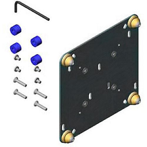 Chief FSB-4394B Custom Interface Bracket for Chief Small Flat Panel Mounts (Black)