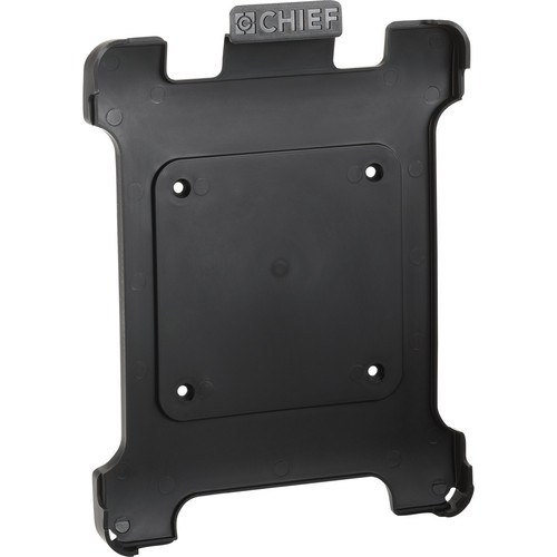 Chief iPad 2nd, 3rd & 4th Generation Interface Bracket - VESA 100 x 100 (Black)