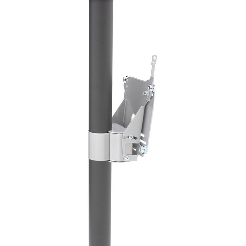 Chief FSP-4212B Pole Mount for Small Flat Panel Displays (Black)