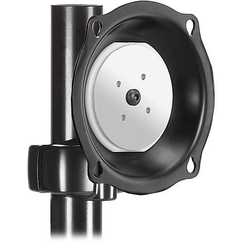 Chief JPP210B Pivot-Tilt Pole Mount (Black)