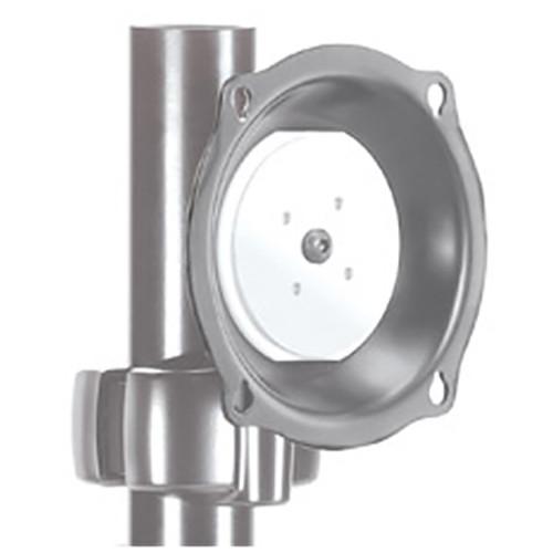 Chief JPP210S Pivot-Tilt Pole Mount (Silver)