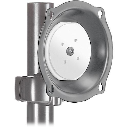 Chief JPPUS Pivot-Tilt Pole Mount (Silver)