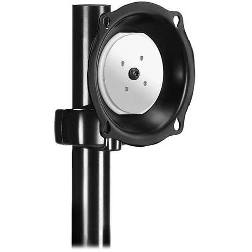 Chief JPPVB Pivot-Tilt Pole Mount (Black)