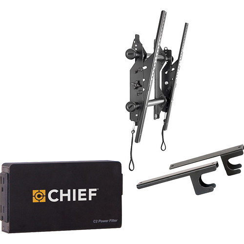 "Chief Fusion Universal Tilt Wall Mount Kit for 37-63"" Displays"