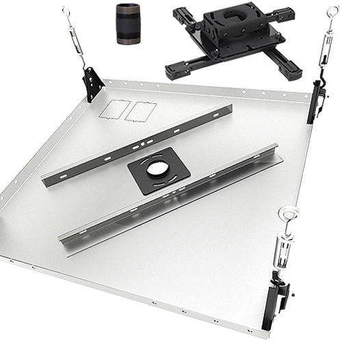 Chief KITPB003 Projector Ceiling Mount Kit (White)