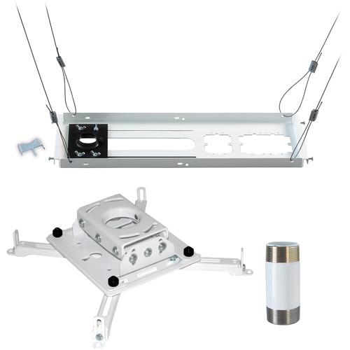 Chief KITPS003W Ceiling Mount Kit (White)