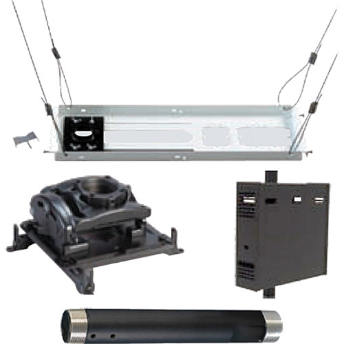 Chief Projector Ceiling Mount Kit Kitqs012c B Amp H Photo Video