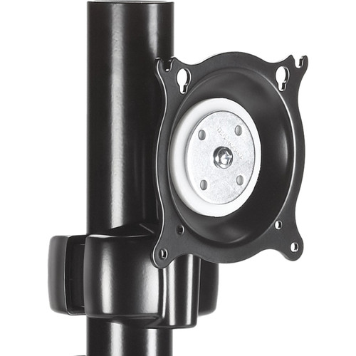 Chief Flat Panel Pivot/Tilt Pole Mount (Black)