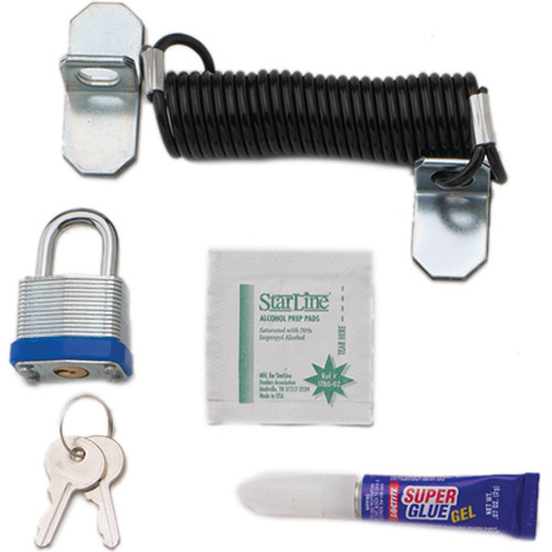 Chief LC1  6-ft. Cable Lock Kit
