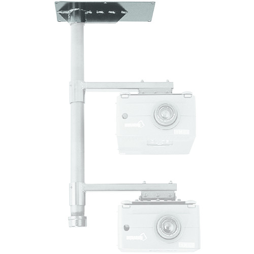 Chief Ceiling Plate for LCD Projector Stacking System LCDCP