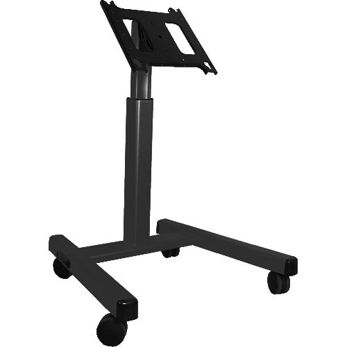Chief MFMUB Height Adjustable Mobile Flat-Panel Video Monitor Display Cart (Black)