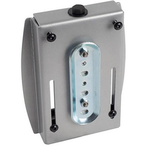Chief OFBU Universal Slat Wall Adapter (Silver)