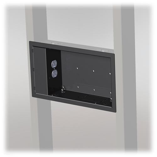 Chief PAC521P In-Wall Box with Power Outlet Conditioner