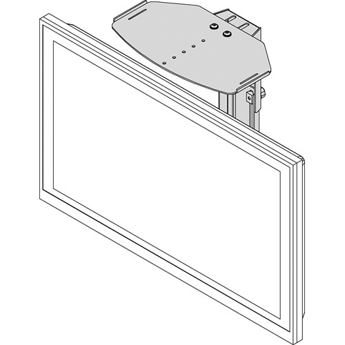 """Chief PAC716 14"""" Video Conferencing Camera Shelf"""