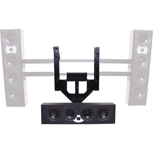 "Chief Model PACCC1, Center Channel Speaker Adapter (Up to 50"" TVs)"